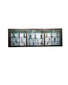 370 Series Recessed Display Case
