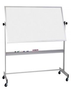 Best-Rite Deluxe Reversible Board - Markerboard with Aluminum Frame