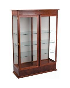 650 Classic Series Hinged Door Display Case