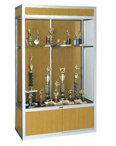 Claridge Products Floor Display Case - 737A Universal Series