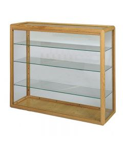 Claridge Products 741 Table or Counter Top Display Case - 741/741A/741B