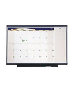 Quartet Prestige Total Erase Monthly Calendar-UPS Ship-CP32