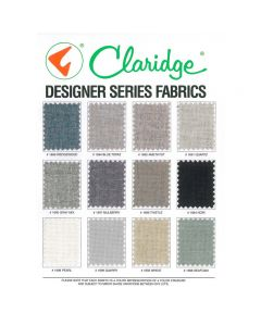 Claridge Designer Series Fabric Sample
