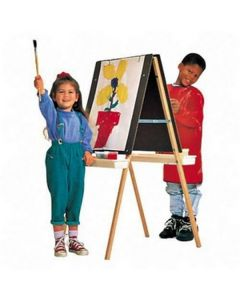 Double Adjustable Easel