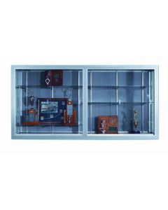 Marsh Industries Wall Mounted Display Case