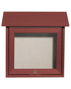 Rosewood with Vinyl Panel