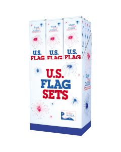 U.S Residential Outdoor Flag Sets
