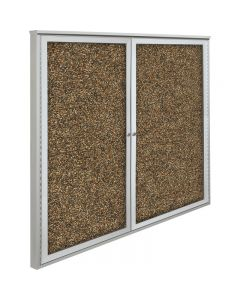 "Best-Rite Weather Sentinel - 48"" x 48"" - Rubber-Tak - 2 Doors with Side Hinge"