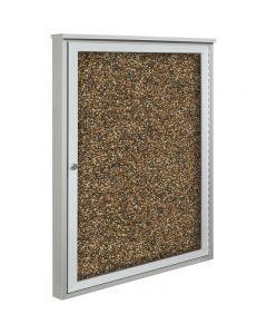 "Best-Rite Weather Sentinel - 48"" x 36"" - Rubber-Tak - 1 Door with Side Hinge"